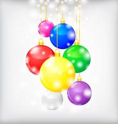 Balls hang1 vector
