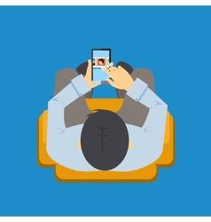 Mobile app vector