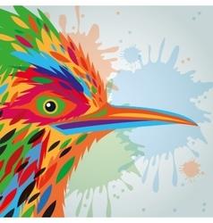 Bird icon animal and art design graphic vector