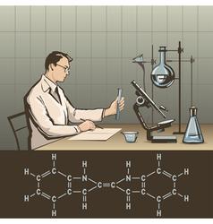 Chemistry2s vector