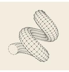 Spiral 3d vector
