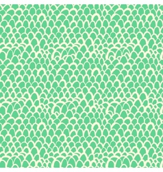 Nautical pattern inspired by tropical fish skin vector