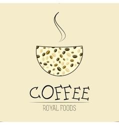 Coffee house coffee shop vector