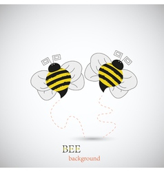 Bumbl bee vector