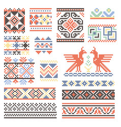 traditional russian culture vector image vector image