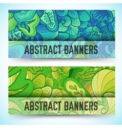 Bokeh banner background vector