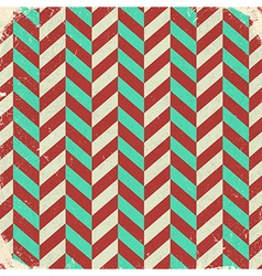 christmas empty vintage background vector image