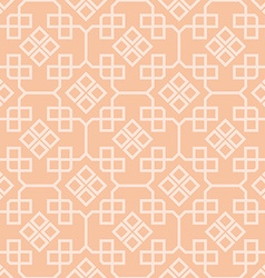Geometrical pattern vector