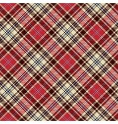 Tartan plaid pattern background vector