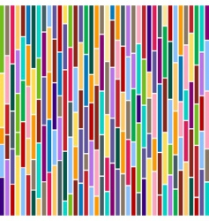 Abstract stripes vector
