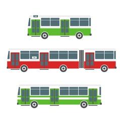 Bus set vector