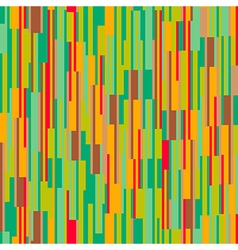 Colorful seamless pattern with vertical lines vector image