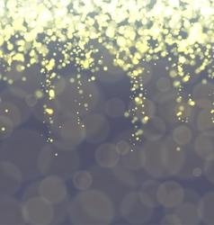 Celebration Lights vector image vector image