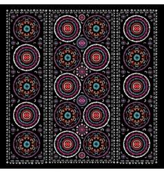 Oriental ornaments vector image vector image
