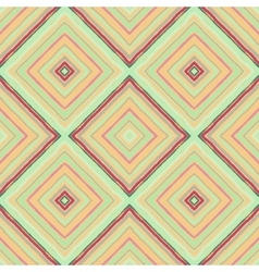 Striped diagonal rectangle seamless pattern vector