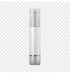 Spray icon realistic style vector