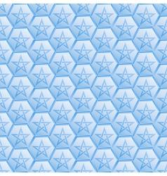 pentagram vector image