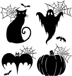Halloween Graphics vector image