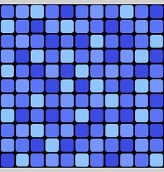 Blue pile vector