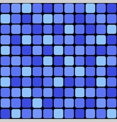 blue pile vector image vector image