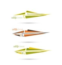 Sharp dynamic geometric shape vector