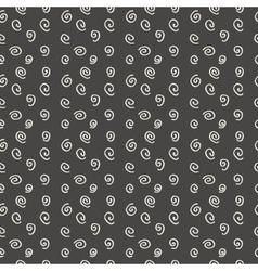 Modern seamless pattern spirals vector image vector image