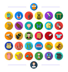 Medicine nature entertainment and other web icon vector