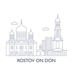 Rostov on don vector