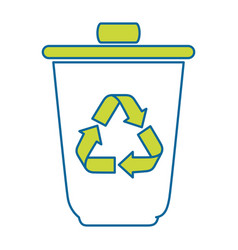 Isolated recycle bin vector