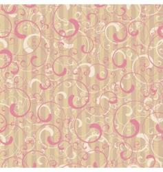 retro seamless tile vector image vector image