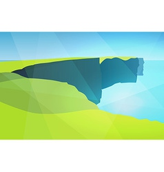 Cliffs of moher vector