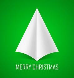 MERRY CHRISTMAS Corner paper 06 vector image