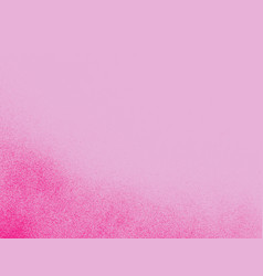 Graffiti pink speckled airbrush gradient effect vector