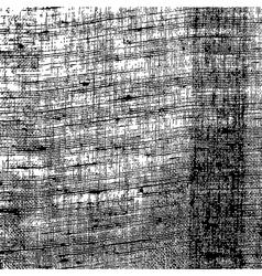 Black Linen Texture vector image vector image