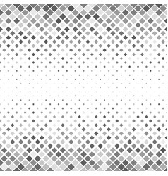 grey abstract square pattern background - design vector image vector image