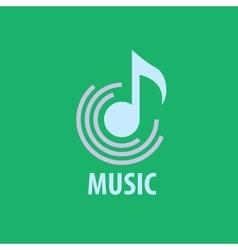 Logo musik vector
