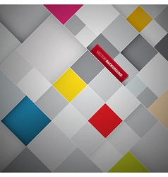 square bg vector image vector image