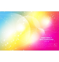 Abstract background design shine glow background vector