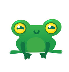 218frog vector image