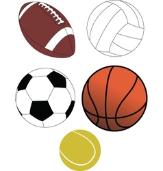 Ball collection vector