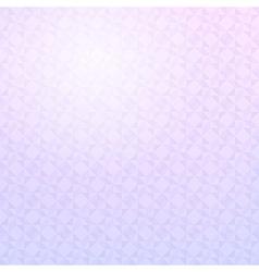 geometric background violet vector image vector image