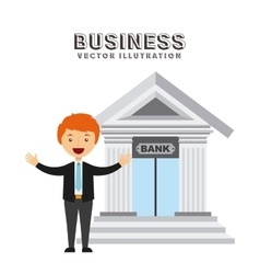 Businesspeople group design vector