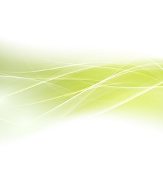 abstract elegant transparent wave on nature tone vector image vector image