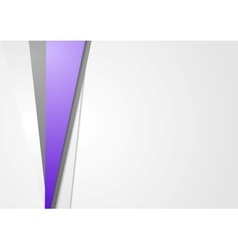 Modern abstract corporate background vector