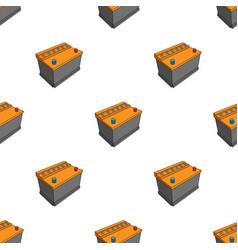 For automobile batterycar single icon in cartoon vector