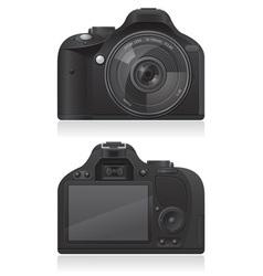 Photo camera 03 vector