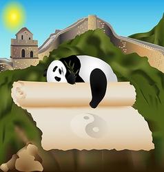 china card vector image