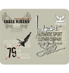 Eagle 3 vector
