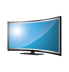 Tv television gadget technology icon vector