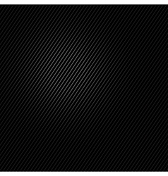Black lines background vector image